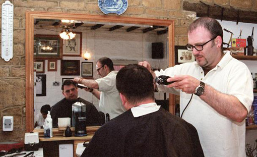 Get a Better Haircut From Your Barber visual aids
