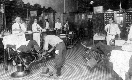 Get a Better Haircut From Your Barber choose a universal style