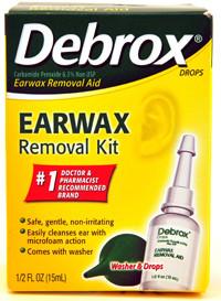 debrox grooming mens kit