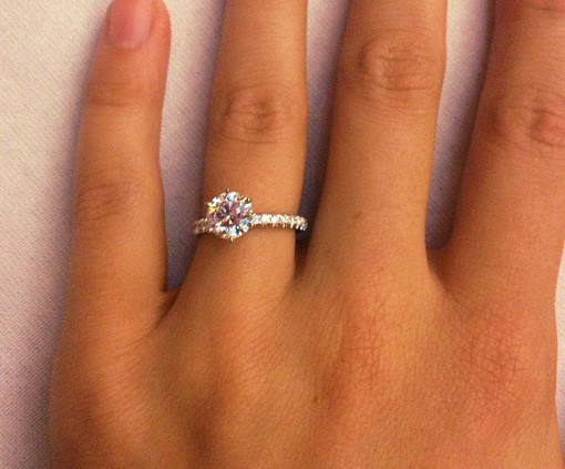 How to Buy an Engagement Ring after the purchase