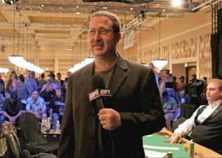 Norman Chad, ESPN poker color commentator
