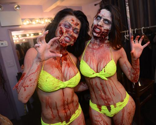 the amazing zombie diet