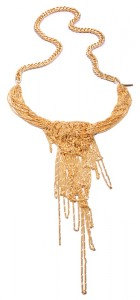 Gifts for her: A funky necklace