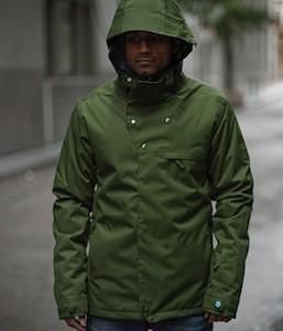 Gifts: Pop Outerwear Fulton jacket