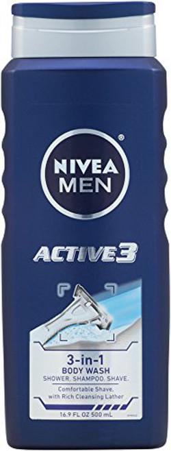 nivea for men body wash