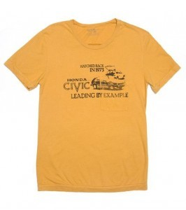 Honda Heritage Collection T-shirt