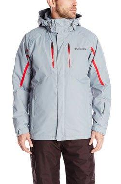 columbia ski snowboard jacket