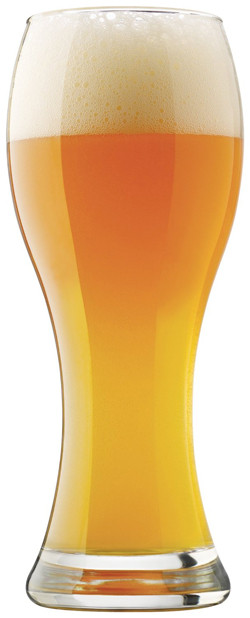 wheat beer glass for beer