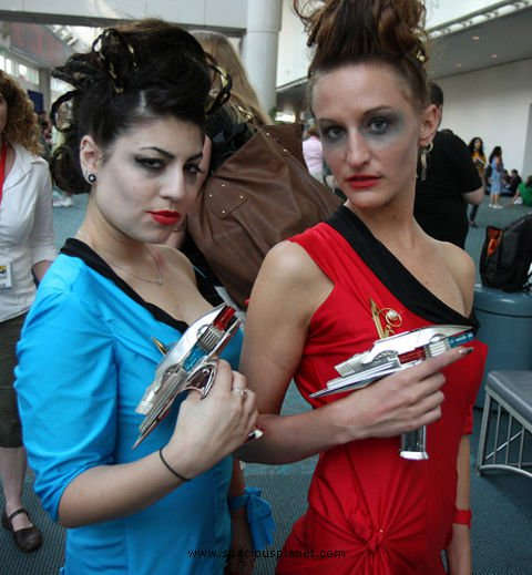 Female Trekkies