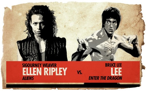 Ultimate Action Hero Showdown: Ellen Ripley vs. Lee
