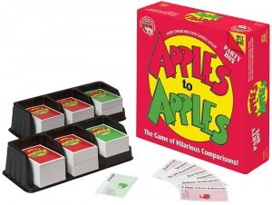 board games that aren't lame apples to apples