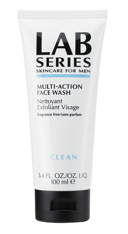 lab series face wash manly ways to smell better