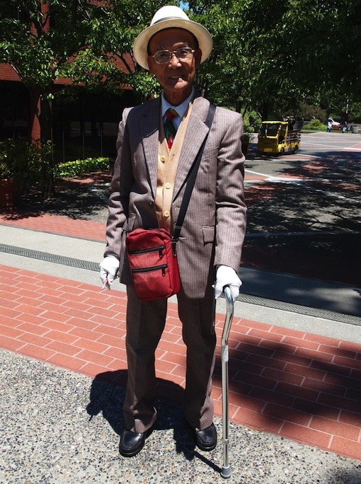 How You Should Dress: Old Dude Standing