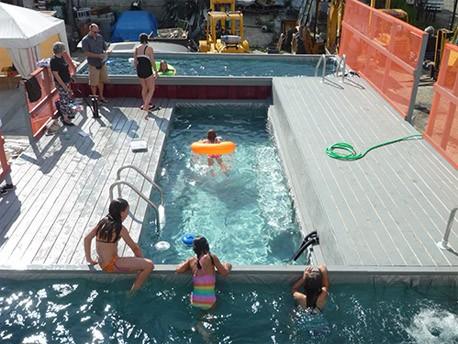MM dumpster pool