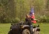 The Most Patriotic Man in America