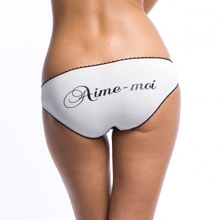 Statement Underwear