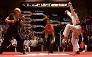 karate story
