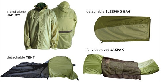 jakpak sleeping bag