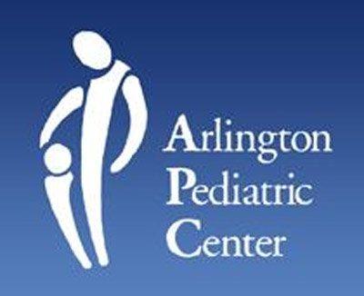 logos that look like porn arlington pediatric center
