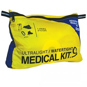 medical kit for hikers