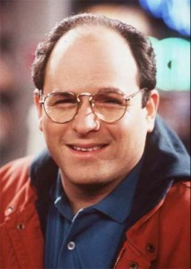 The Best Hairstyles For Balding Men george costanza