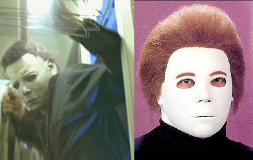 terrible halloween masks michael myers