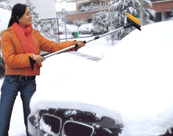 winterize your car brush tool