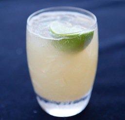 Knob Creek Sour Ginger Cocktail