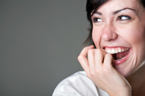 How To Tell If She's Into You laugh