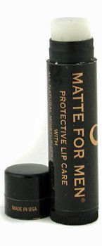 grooming Products for Guys With Dry Skin matte for men lip balm