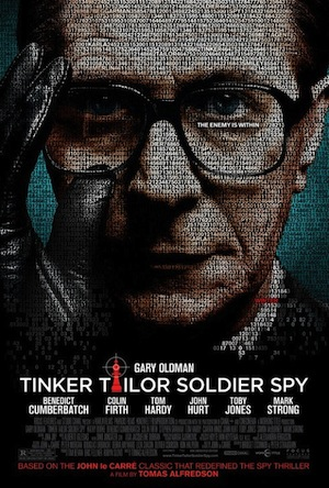 Tinker Tailor Soldier Spy giveaway