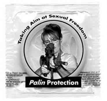 weird condoms you can actually buy palin condoms
