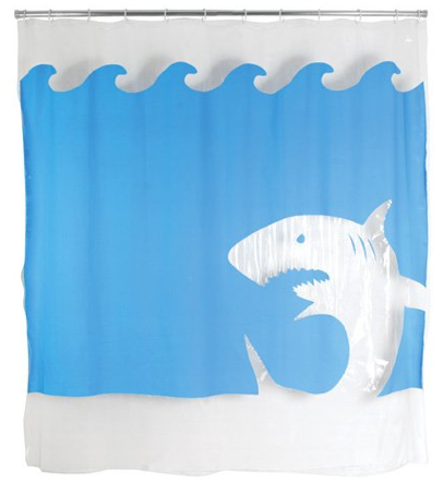 7 Shower Curtains That Aren't Totally Lame jaws
