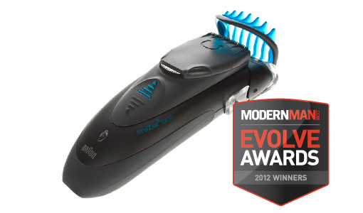 Evolve Awards 2012 Braun shaver ModernMan.com