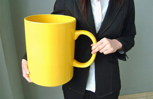 custom funny coffee cups