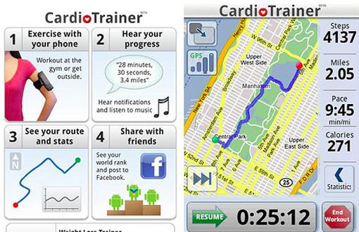 Fitness App ModernMan.com