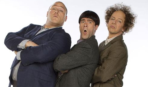 Three Stooges ModernMan.com