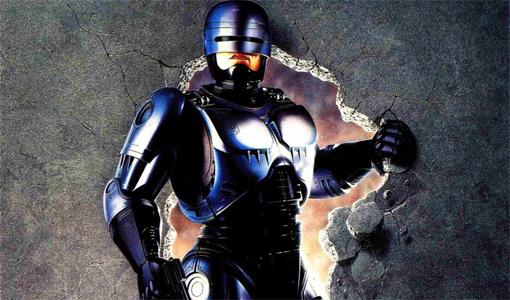 RoboCop statue ModernMan.com
