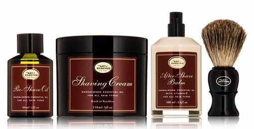 grooming products men need