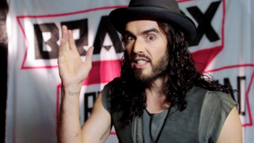 Russell Brand X giveaway