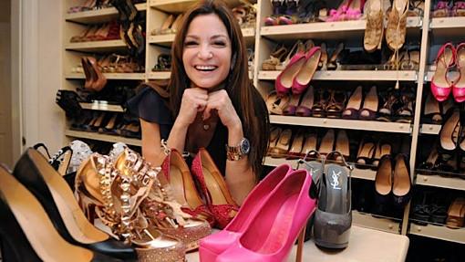 ultimate shoe closet