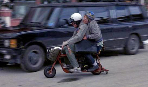 cool scooters for men