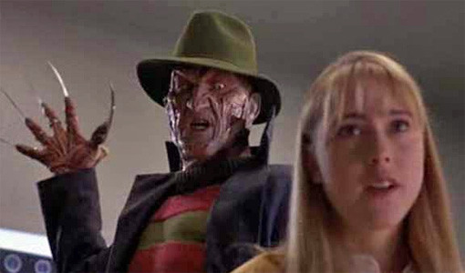 Freddy Krueger Nightmare on Elm Street Movies
