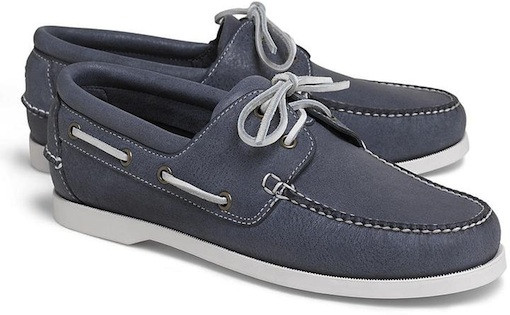Boat shoes Brooks Brothers