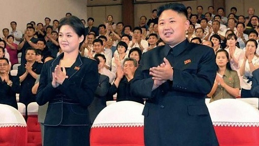 North Korea party