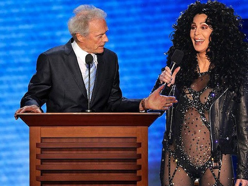 Eastwooding Cher