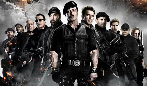 The Expendables 2 Cast's Best Action Movies - Modern Man
