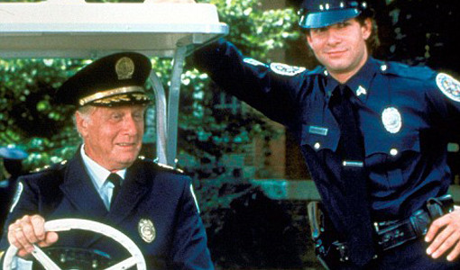 Career Advice From Movie Bosses Police Academy