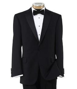How To Buy a Tuxedo Jos A Bank