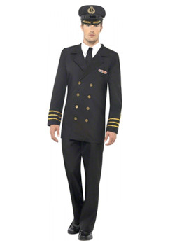 Rock The Boat With A Navy Uniform